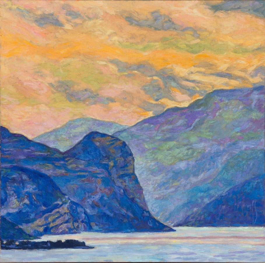 Lago di Garda verso Riva
