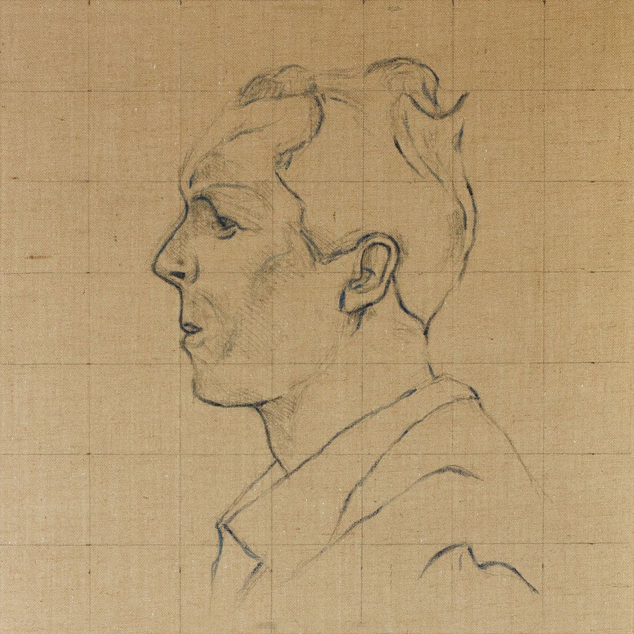 Antonio Giuriolo, disegno preparatorio
