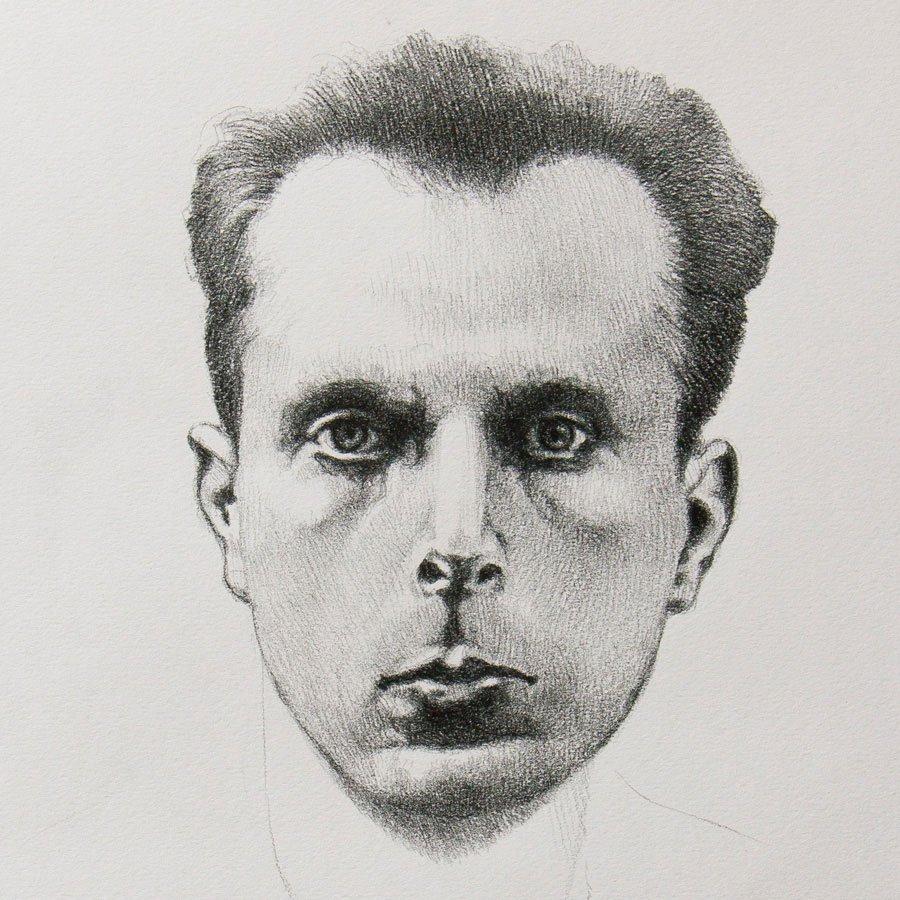Antonio Giuriolo, studio