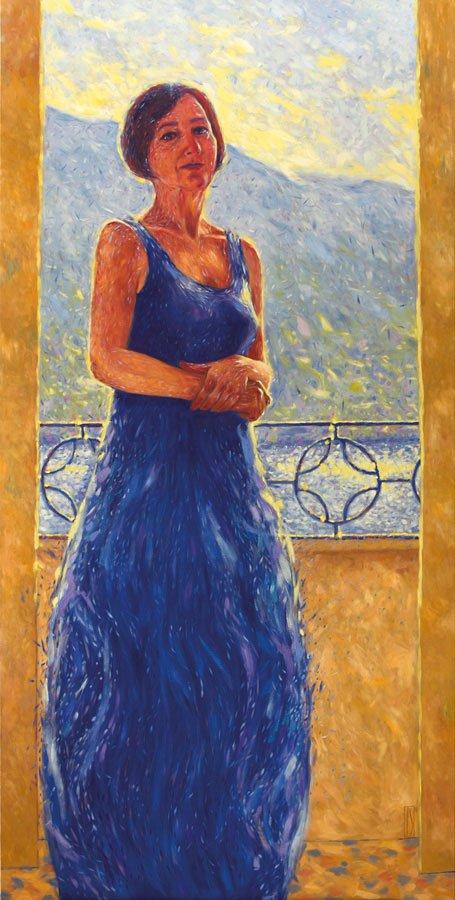 Ritratto di Giuseppina Segala II
