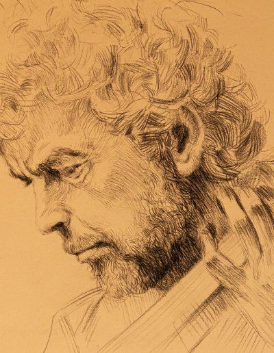 Studio del Violoncellista Frieder Berthold III
